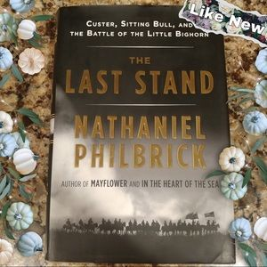 The Last Stand Hard Cover Book